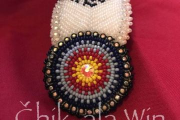 Beadwork by Emma Goodhouse-Doll